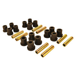 FRONT AND REAR LEAF SPRING BUSHING SET FOR CLUB CAR DS $18.85