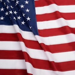 6X10 Foot Large Commercial Grade Nylon US American Flag Outdoor Nylon Flags Gift
