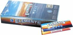 Elements 1.25 1 1 4 Size Ultra Thin Rice Rolling Paper With Magnetic Closure ... $20.49