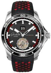 Glashutte Sport Evolution Impact Tourbillon Stainless Steel 46mm 94-01-03-03-03