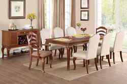 Western Kitchen Decor For Home House Parson Dining Chairs Leather Set Of 6 Cream