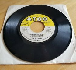 The Bee Gees - Country Woman  How Can You Mend A Broken Heart - 45 Record Vinyl
