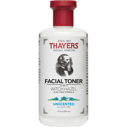 Thayers Natural Remedies Witch Hazel Unscented - Alcohol Free 12 fl oz Liquid