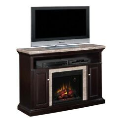 Classic Flame 23MM1424-X445 Brighton 56 inch TV Stand & Fireplace Media Console