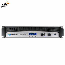 Crown Audio CDi4000 Solid State 2 Channel Amplifier Power 1200W Per Channel $2151.00
