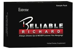 Reliable Richard Extreme 4 Pill Sample - #1 Male Booster Performance Booster!
