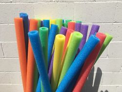 Pool Noodle Foam Swimming Party Craft Insulation Therapy Fishing Floating $17.99
