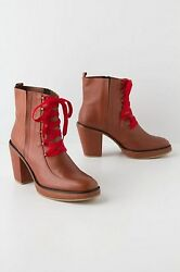 NEW Anthropologie Online Exclusive $438 Dimday Ankle Boots by Rachel Comey Sz 6