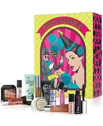 BENEFIT COSMETICS Party Poppers 12 Days of Gorgeous *LIMITED SINGING ED* Boxed $37.75
