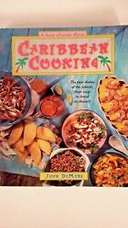 Caribbean Cooking A Feast of Exotic Flavor  $3.99