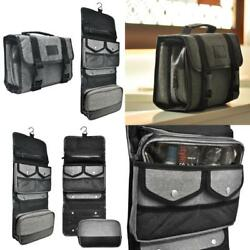 Hanging Toiletry Bag By Tailored Supply Co.  Travel Kit Organizer Case with...