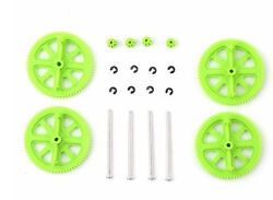 Parrot AR Drone 2.0 Quadcopter Spare Parts Motor Pinion Gear Gears amp; Shaft green $3.62