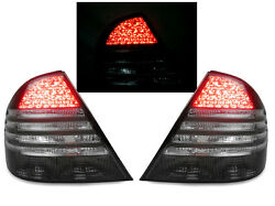 DEPO All Smoke W Circuit Board LED Tail Light For 2000-06 Mercedes W220 S Class $179.93