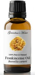 Frankincense Essential Oil 30 mL 100% Pure and Natural Free Shipping $7.99