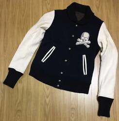 Mastermind Japan 2012 AW NewOrderPeriod Reversible Cashmere Outerwear Jacket S