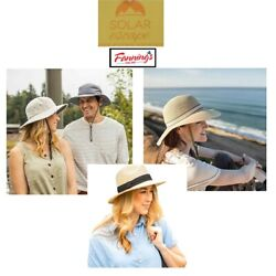 SALE!  Solar Escape UV Women's Grasslands Hat & Men's Outback Hat Adjustable E51 $14.95