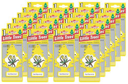 Little Trees Hanging Car and Home Air Freshener Vanillaroma Scent Pack of 24 $18.50