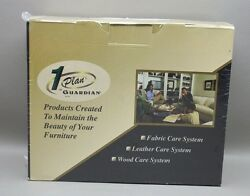 1 Plan by Guardian Fabric Leather Wood Care System Furniture Cleaner Kit Couch