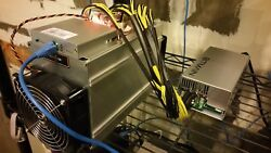 New Unopened 15GH BITMAIN ANTMINER D3 X11 miner IN HAND