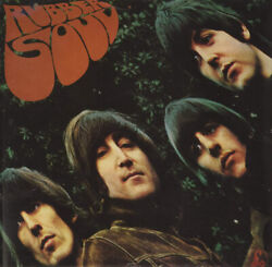 The Beatles : Rubber Soul CD (1987) $5.99