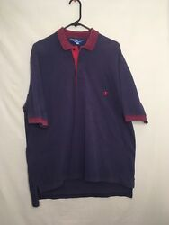 champion sportswear Striped Polo $24.00