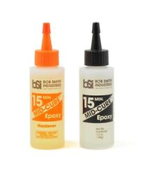BSI Mid-Cure 15 minute epoxy 4.5oz