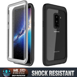 For Samsung Galaxy S9 S9 Plus Shockproof Waterproof Case with Screen Protector $13.98