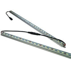 12v Commercial White LED Tube Neon Rope Strip Light Decor Sign 2 Pack $14.95