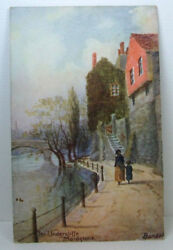 POSTCARD The Undercliffe Maidstone; Walter Rock Local Publisher; Postmark 1904 GBP 6.50