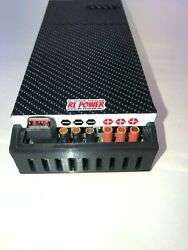 12 V 75 A 900 W Power Supply W USB RC Charger 3 sets of 4mm Bullet Outputs $79.99