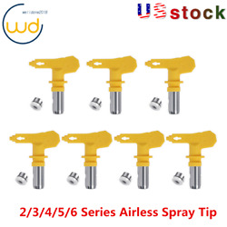 23456 Series Airless Spray Tip Nozzle for Paint Sprayer FAST FREE USA $9.85