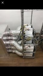 (In Hand) Bitmain Antminer A3 Blake2b 815GHs with PSU New March Miner! $360.00