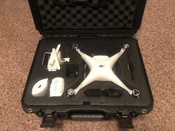 DJI Phantom 4 Quadcopter Bundle $1000.00