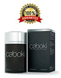 Caboki Hair Building Fibers 25g Black Dk Brown Md Brown. Fast shipping! Sealed