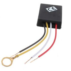 AC 220V 3 Way Touch Control Sensor Switch Dimmer Lamp Desk Light Parts $7.09
