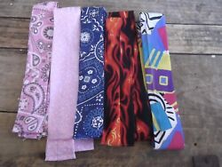 Cooling Scarf Cold Water Crystal Wrap Neck Cooler Lot of 10 Special $10.00