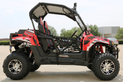 New 150cc - Trailmaster Challenger 150X - Deluxe Youth UTV
