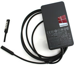 48W Genuine Microsoft Surface 10.6 Table 1601 1536 1631 Power Charger AC Adapter