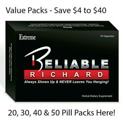 Reliable Richard Extreme Value Packs - Get The Best While Saving Big!