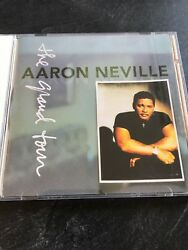 Aaron Neville The Grand Tour CD - Fast Free Shipping $5.46