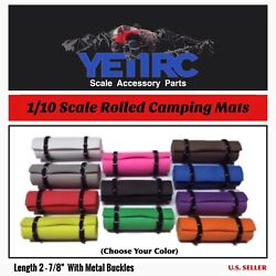 RC Accessories 1 10 Scale Rolled Camping Mats $3.80