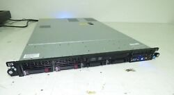 HP Proliant DL360 G7 579237-B21 - 2x Intel 2.67Ghz 8GB Memory 2 Power supplies