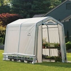 Greenhouse Outdoor Gardening Kit Steel Frame Grow Plant Vegetable Home Garden