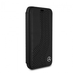 iPhone X MERCEDES BENZ Book Style Case Leather by CG Mobile