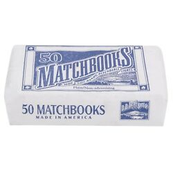 200 Plain Matches Matchbook Birthday Wholesale Commercial Convenience Store