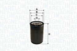 Fuel Filter Fits VW SEAT Lupo Polo Arosa 1GD127401 97-05 MAGNETI MARELLI