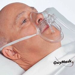OXY MASK OXYGEN MASK 1125 8 BRAND NEW IN PACKAGE $7.99