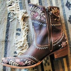Lane Landrun Gardens Womens Ankle Boots Booties