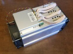 Antminer D3 - 19ghs - X11 miner for DASH etc (used 100% functional)