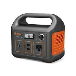 Portable Power Station For Camping Travel RV Mobile Home Phone Laptop Charger